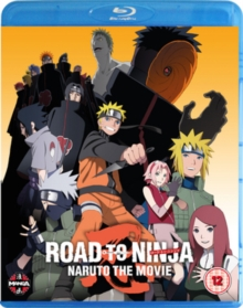 Naruto the Movie: Road to Ninja, Blu-ray  BluRay