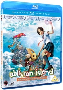 Oblivion Island: Huraka and the Magic Mirror, Blu-ray  BluRay
