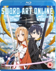 Sword Art Online: Part 1, Blu-ray  BluRay