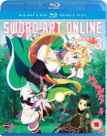 Sword Art Online: Part 3, Blu-ray  BluRay