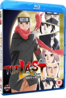 The Last: Naruto the Movie, Blu-ray BluRay