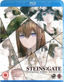 Steins;Gate: The Complete Series, Blu-ray BluRay