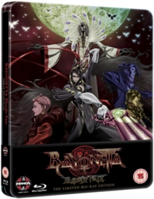 Bayonetta: Bloody Fate, Blu-ray  BluRay