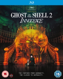 Ghost in the Shell 2 - Innocence, Blu-ray BluRay