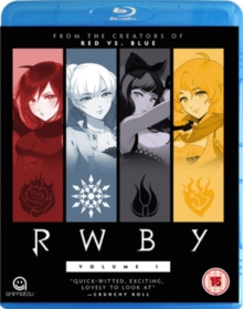 RWBY: Volume 1, Blu-ray  BluRay