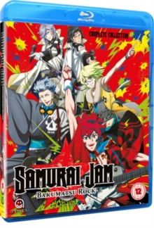 Samurai Jam: Bakumatsu Rock - Complete Season Collection, Blu-ray  BluRay