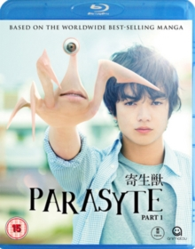 Parasyte the Movie: Part 1, Blu-ray  BluRay
