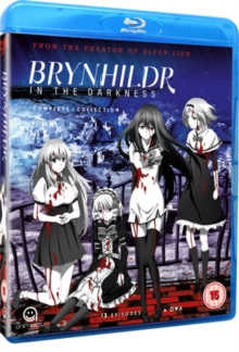 Brynhildr in the Darkness: Complete Collection, Blu-ray BluRay