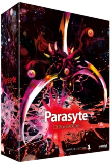 Parasyte the Maxim: Collection 1, Blu-ray BluRay