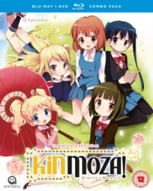 Kinmoza! Complete Season 1, Blu-ray BluRay