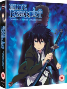 Blue Exorcist: Complete Series Collection, Blu-ray BluRay