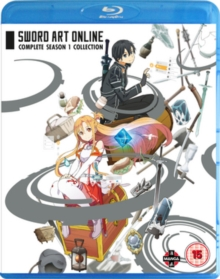Sword Art Online: Complete Season 1 Collection, Blu-ray BluRay