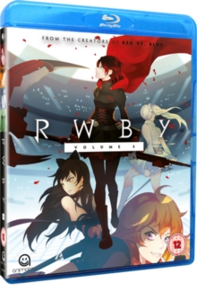 RWBY: Volume 3, Blu-ray BluRay
