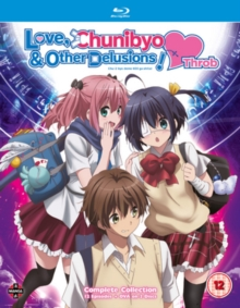 Love, Chunibyo & Other Delusions - Heart Throb, Blu-ray BluRay