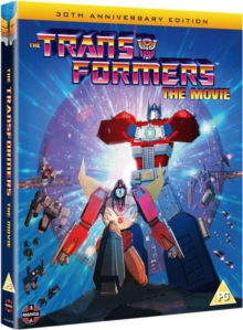 Transformers - The Movie, Blu-ray BluRay