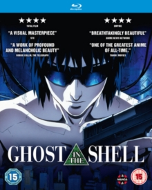 Ghost in the Shell, Blu-ray BluRay