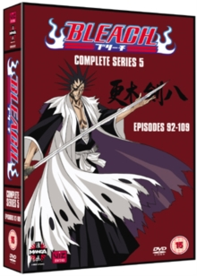 Bleach: Complete Series 5, DVD  DVD