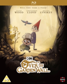 Over the Garden Wall, Blu-ray BluRay