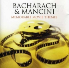 Bacharach and Mancini - Memorable Movie Themes, CD / Album Cd