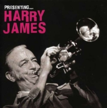 Presenting Harry James, CD / Album Cd