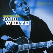 Presenting Josh White, CD / Album Cd