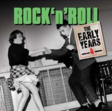 Rock 'N' Roll Early Years - Vol. 4, CD / Album Cd