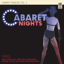 Cabaret Nights, CD / Album Cd