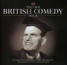 Vintage British Comedy, CD / Album Cd
