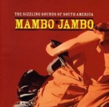 The Sizzling Sounds of Mambo Jambo, CD / Album Cd