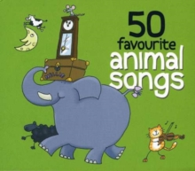 50 Favourite Animal Songs, CD / Album Cd