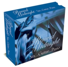Round Midnight Sax/guitar/piano, CD / Album Cd