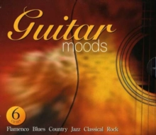 Guitar Moods, CD / Album Cd