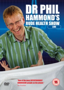 Phil Hammond: Dr Phil's Rude Health Show Volume 1, DVD  DVD