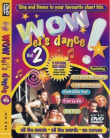 Wow! Let's Dance: Volume 2, DVD  DVD