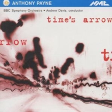 Time's Arrow, CD / Album Cd