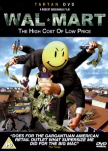 Wal Mart - The High Cost of Low Price, DVD  DVD