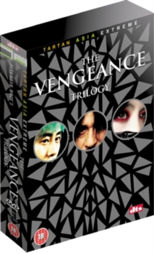 The Vengeance Trilogy, DVD DVD
