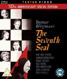 The Seventh Seal, Blu-ray BluRay