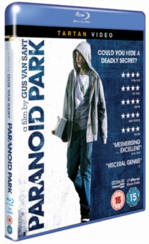 Paranoid Park, Blu-ray  BluRay