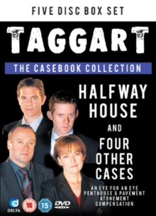 Taggart: Halfway House and Four Other Stories, DVD  DVD