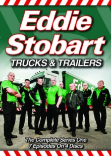 Eddie Stobart - Trucks and Trailers: The Complete Series 1, DVD  DVD
