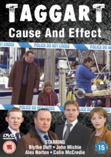 Taggart: Cause and Effect, DVD  DVD