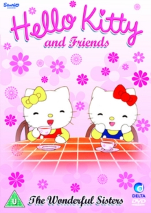 Hello Kitty and Friends: The Wonderful Sisters, DVD  DVD