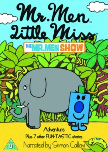 The Mr Men Show: Adventure Plus Seven Other Fun-tastic Stories, DVD DVD