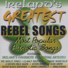 Ireland's Greatest Rebel Songs, CD / Album Cd