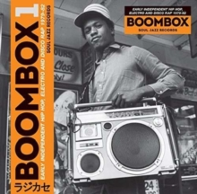 Boombox: Early Independent Hip Hop, Electro and Disco Rap 1979-82, CD / Album Cd