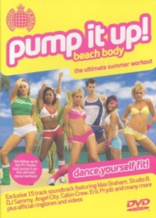 Ministry of Sound's Pump It Up: Beach Body Workout, DVD DVD