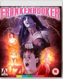 Frankenhooker, Blu-ray  BluRay