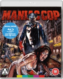 Maniac Cop, Blu-ray  BluRay