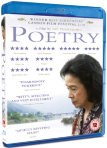 Poetry, Blu-ray  BluRay